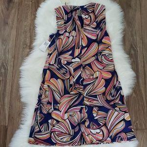 Trina Turk Dresses - Trina Turk Graphic Jersey dress